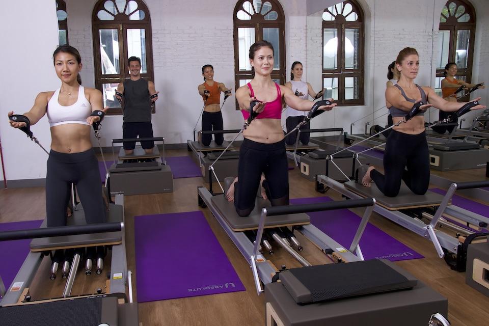 pilates classes singapore