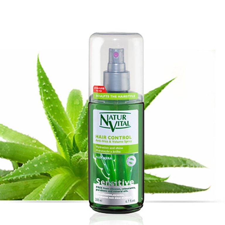 NaturVital Sensitive Leave-in Conditioner (Aloe Vera)