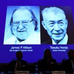 2018 Nobel Prize in Medicine Awarded to 2 Cancer Immunotherapy Researchers