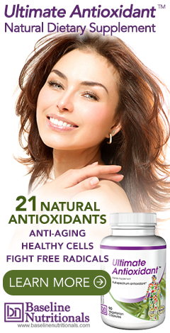 Ultimate Antioxidants from Baseline Nutritionals