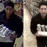 Schwimmer in hilarious spoof over beer thief resemblance