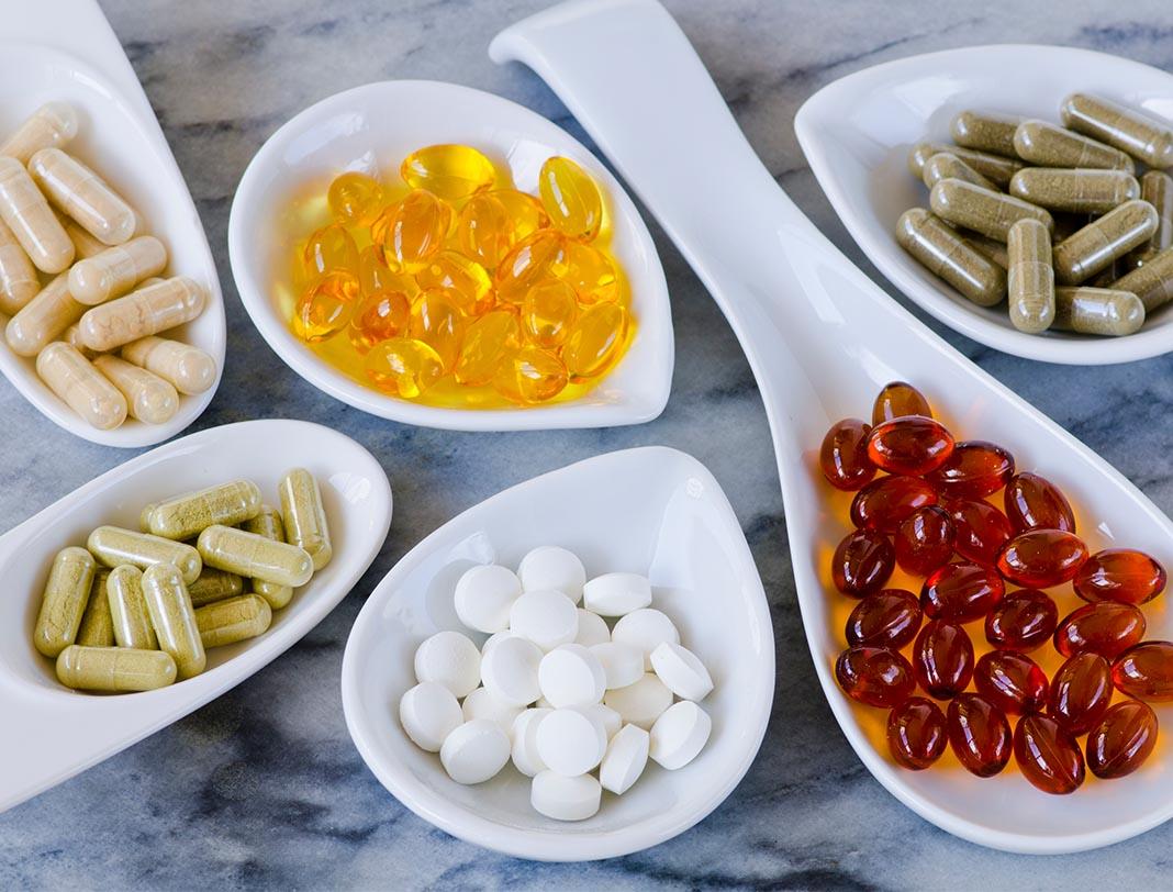 vitamins, supplements