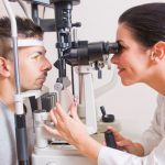 A simple eye test could diagnose early dementia signs