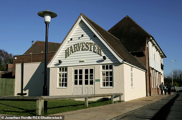 Diarrhoea-causing bacteria coliform was detected in the soda water of one Harvester