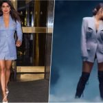 Priyanka Chopra Vs Ariana Grande Fashion Face-Off: Who Slayed the Sexy Dion Lee Cut-Out Blazer Better? (See Pics)