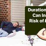 Duration of Sleep Can Increase Risk of Falling