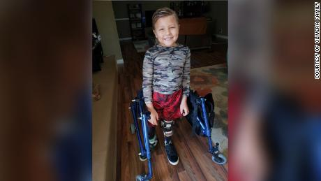 After a mysterious illness paralyzed her son, this mom turned to polio survivors for answers