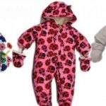 The Children's Place recalls some infant snowsuits over potential choking hazard