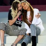 Miley Cyrus Sent Ariana Grande the Sweetest Text After Her Split from Pete Davidson