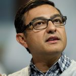 Former Google exec Vic Gundotra has stepped down as CEO of AliveCor, a health-tracking start-up