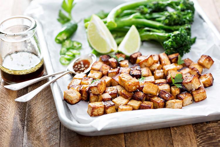tofu, soy products, soy sauce, tofu stir fry, inflammatory foods