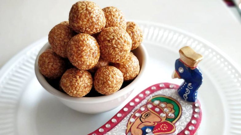 Makar Sankrati 2019: Health Benefits of Tilgul Laddu, Why You Should Eat This Sesame and Jaggery Sweet