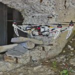 Self-folding drone could speed up search and rescue missions