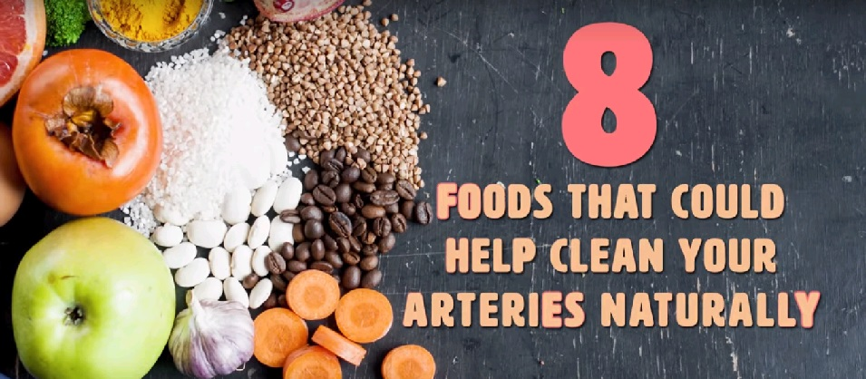 Foods that Clean Arteries and Veins