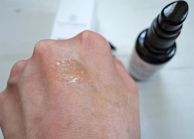 midnight serum texture