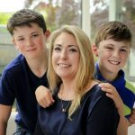 'I was shocked when I was told that I might have to have open heart surgery' – mother-of-three Rebecca Redmond