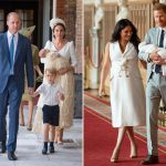 Where does Meghan Markle and Prince Harry's baby Sussex sit in line to the throne?