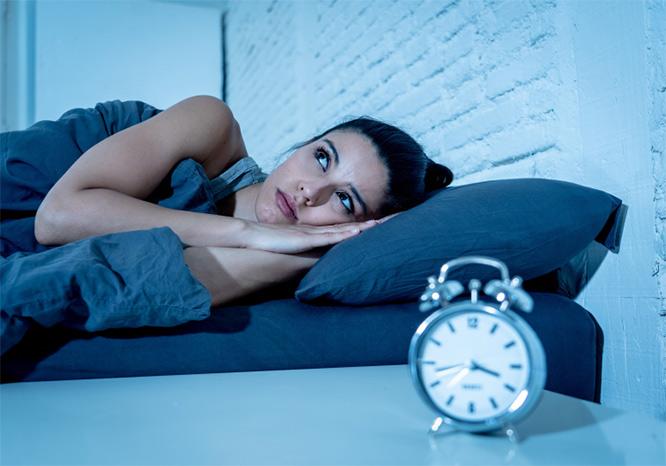 why you cannot sleep