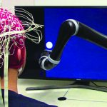 Severely Disabled People Mind-Control a Robotic Arm via EEG