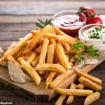 Fried food DOES increase your risk of coronary artery disease