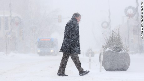 Cold casualty: What to know about hypothermia