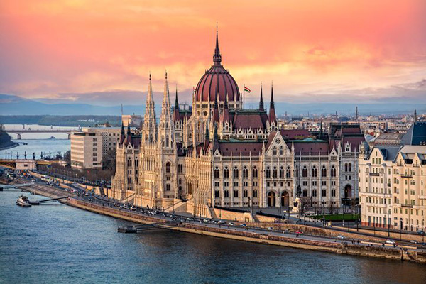 best cities to flirt in, budapest