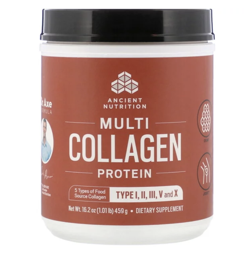 what's the deal with collagen supplements, ancient nutrition