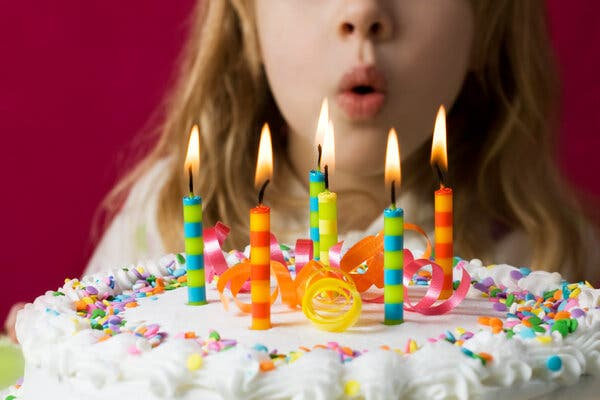 """Blowing out candles on a birthday cake might be one way to spread germs, but a greater risk is singing """"Happy Birthday,"""" experts said."""